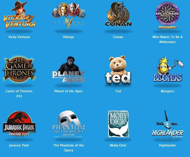 Tv -ohjelmiin liittyviä pelejä